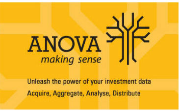 Anova is a highly scalable solution providing investment data aggregation, analytics and reporting
